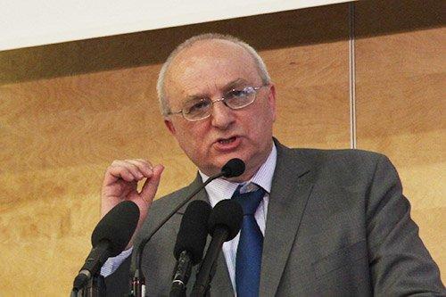Dr Mazan podsumowuje spotkanie w MEN