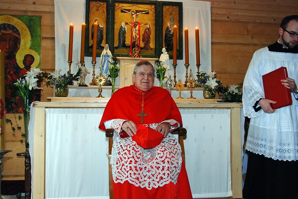 List od Kardynała Burke'a