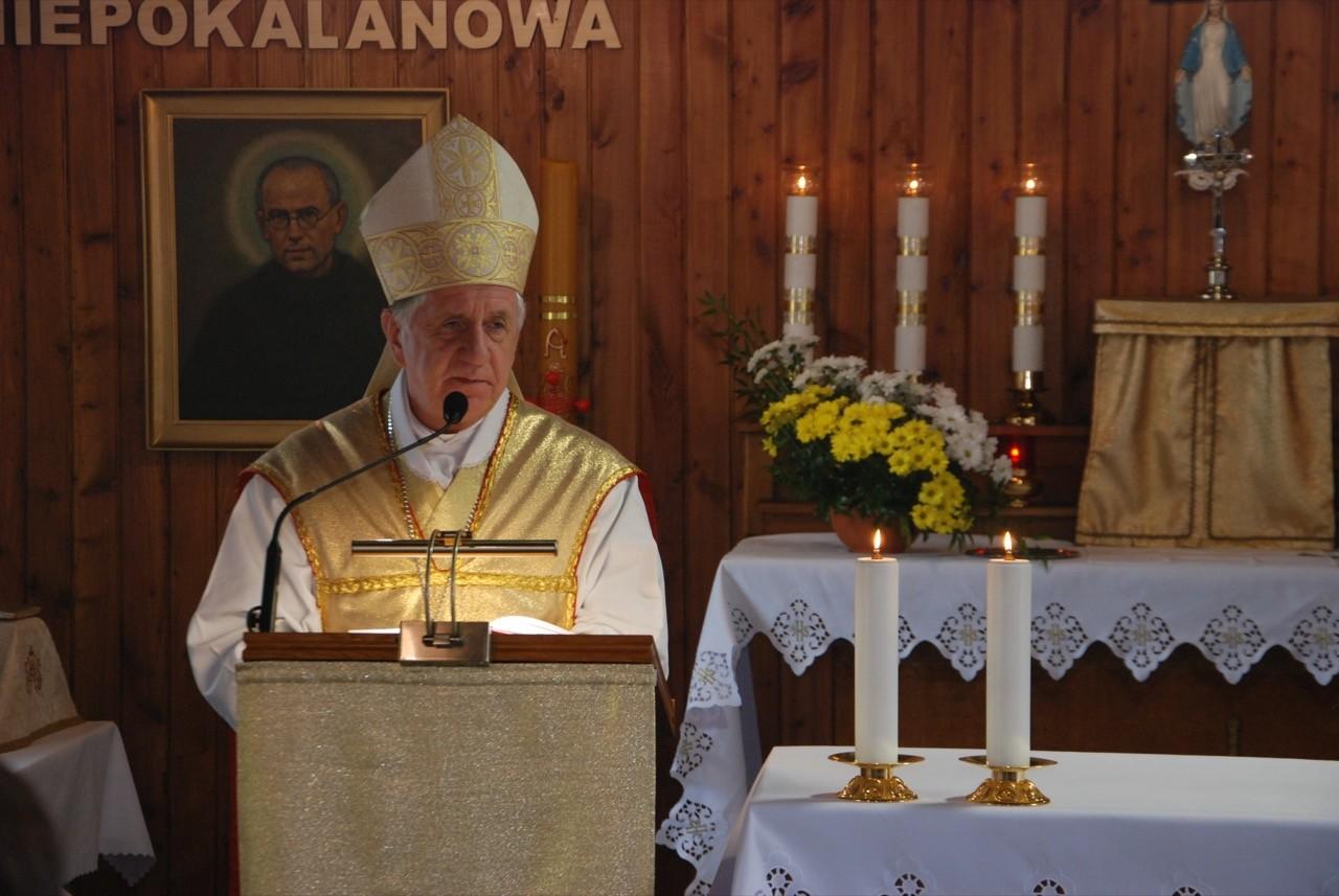 15-lecie powstania Wspólnoty Rodzin i wizyta JE Arcybiskupa Andrzeja Dzięgi