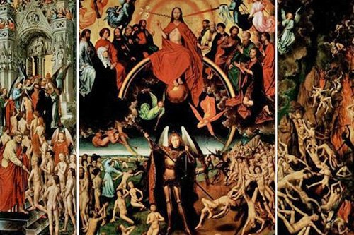 Od śmierci wiecznej – wybaw nas, Panie!