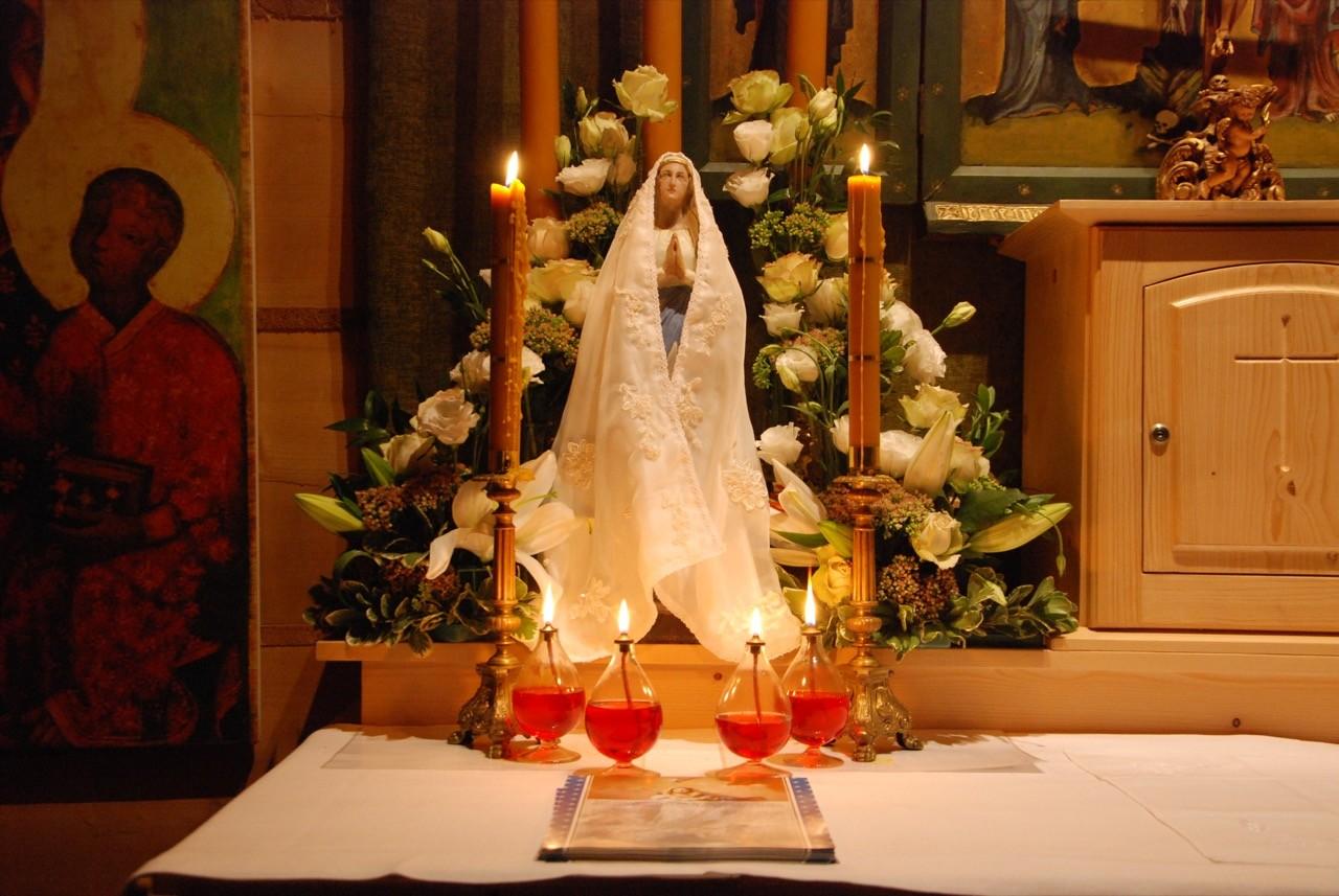 Akt poświęcenia Niepokalanemu Sercu Maryi