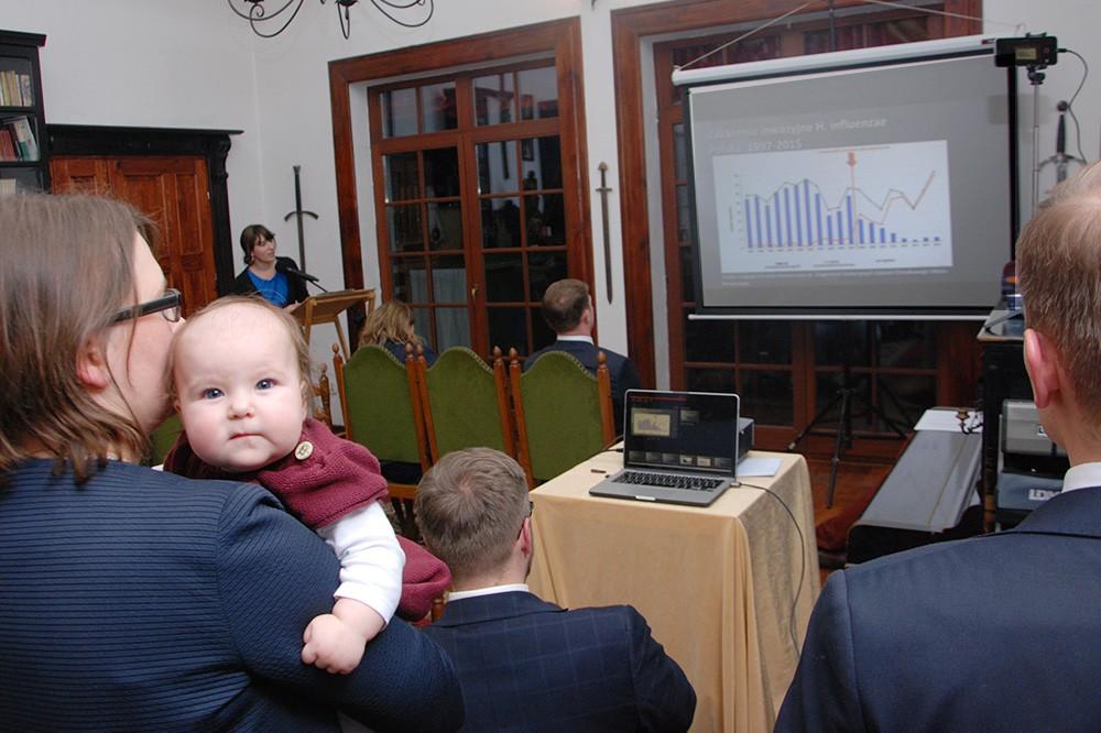 Konferencja o szczepieniach