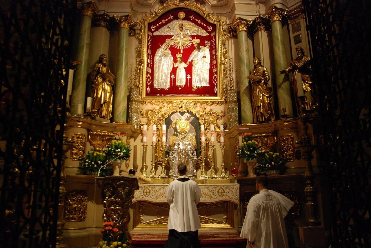 Nocne czuwanie w Sanktuarium Świętego Józefa w Kaliszu