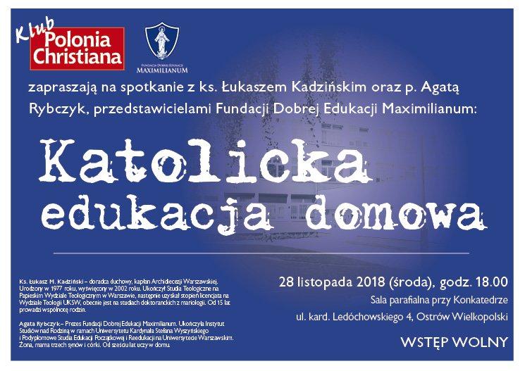 Spotkanie w Ostrowie Wielkopolskim