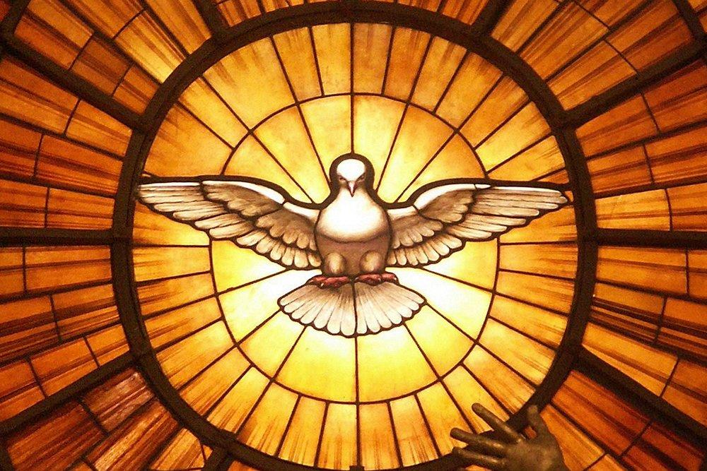 O darach Ducha Świętego
